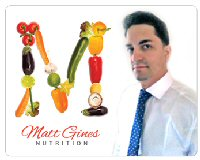 Matt Gines Nutrition Counseling