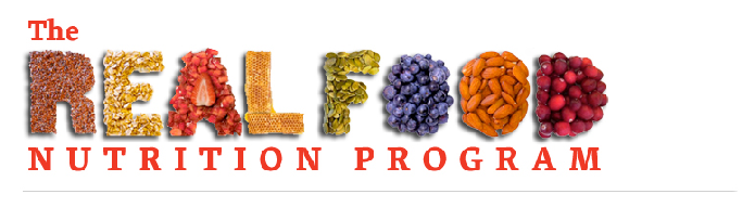 Real Food Nutrition Program